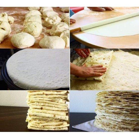 Yufka ekmeği 4 adet